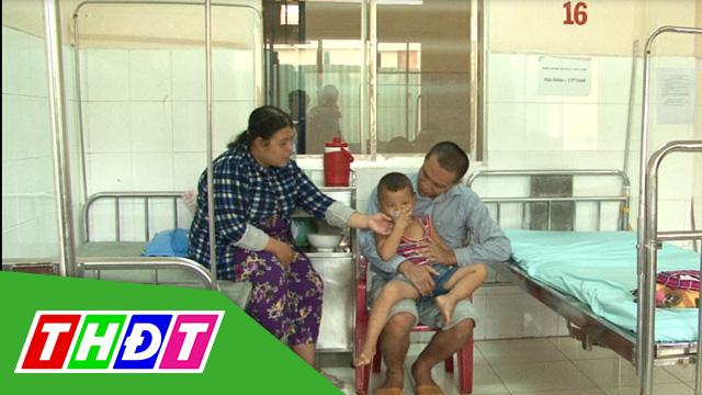 Nhịp cầu nhân ái  - 26/6/2018: Giúp đỡ bé Nguyễn Văn Vỹ