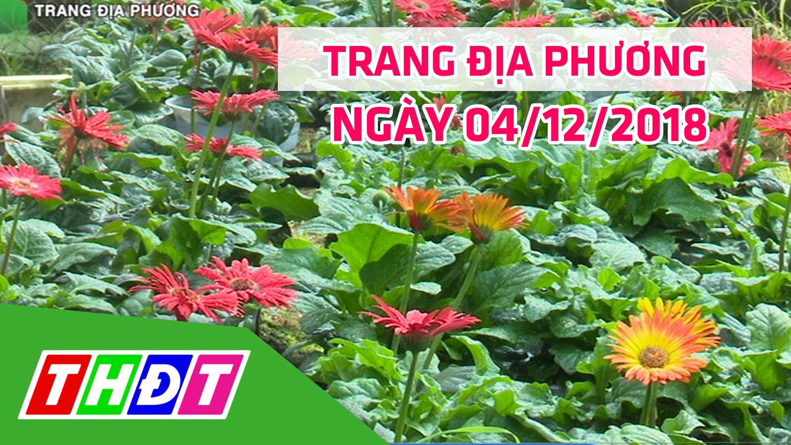 Trang địa phương: H. Tam Nông - Thứ Năm, 06/12/2018