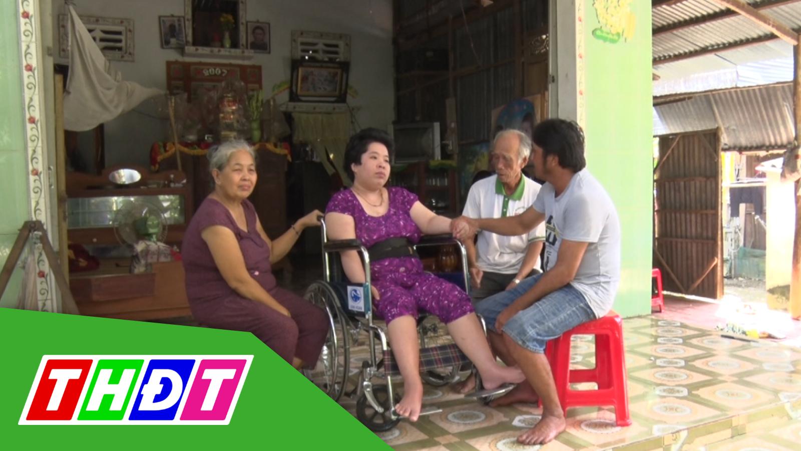 Nhịp cầu nhân ái - 15/10/2019: Giúp đỡ chị Ngô Ngọc Thư