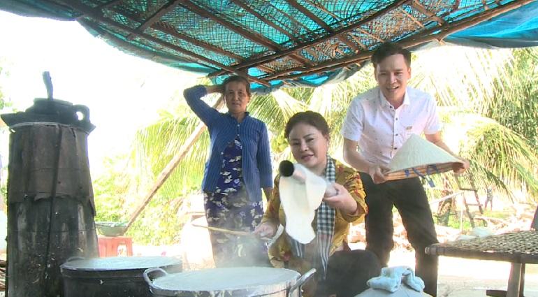 Chuyến xe ngày Tết - Mùng 5: Cùng nghệ sỹ Lê Giang đến với bà con Tân Thạnh - Long An
