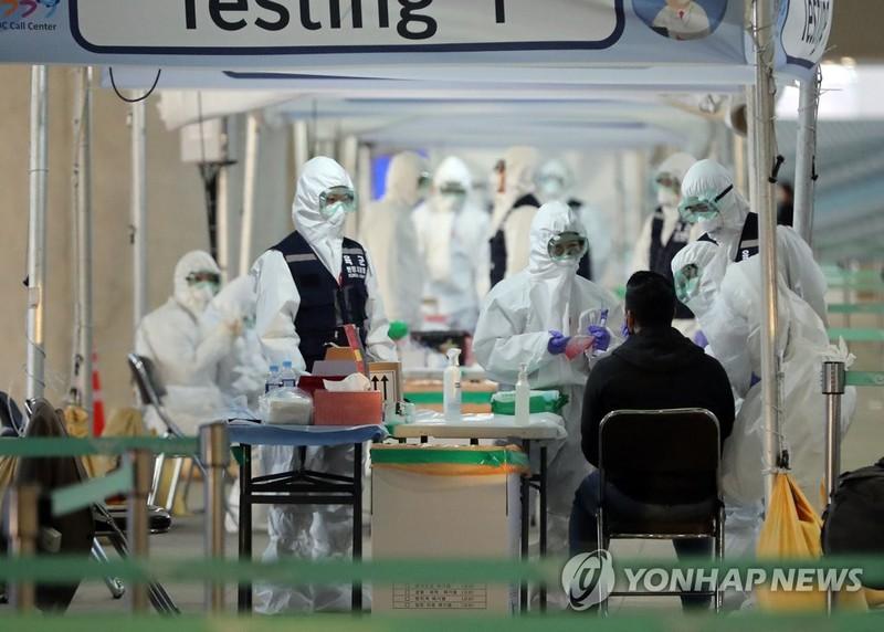 Hơn 50% số ca mắc Covid-19 ở Hàn Quốc đã khỏi bệnh