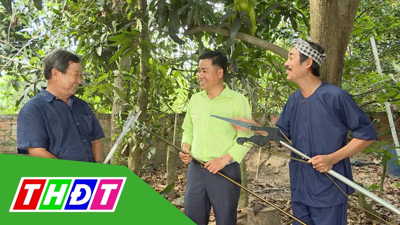 Tiếp sức cùng nông dân - 24/6/2020: Trồng môn lấy ngó thu nhập cao