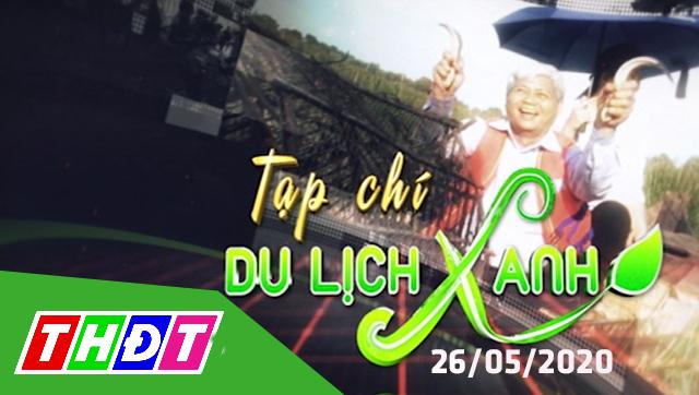 Tạp chí Du lịch xanh - 10/7/2020: Homestay Vườn Xanh huyện Thanh Bình
