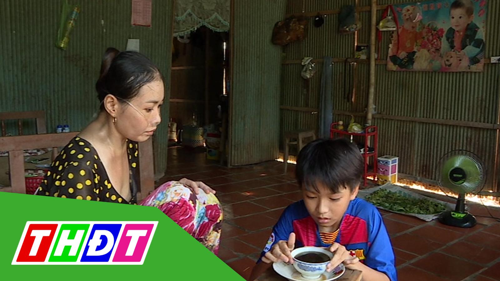 Nhịp cầu nhân ái - 11/8/2020: Giúp đỡ anh Lý Văn Sang