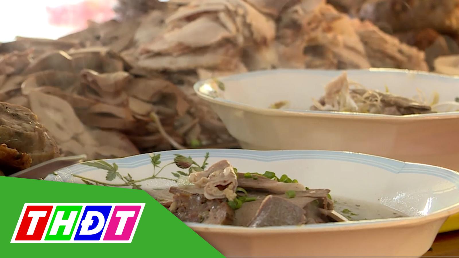 Ẩm thực đất sen hồng - 30/11/2020: Homestay Tư Cá linh - Món ăn từ sen + Trà sen