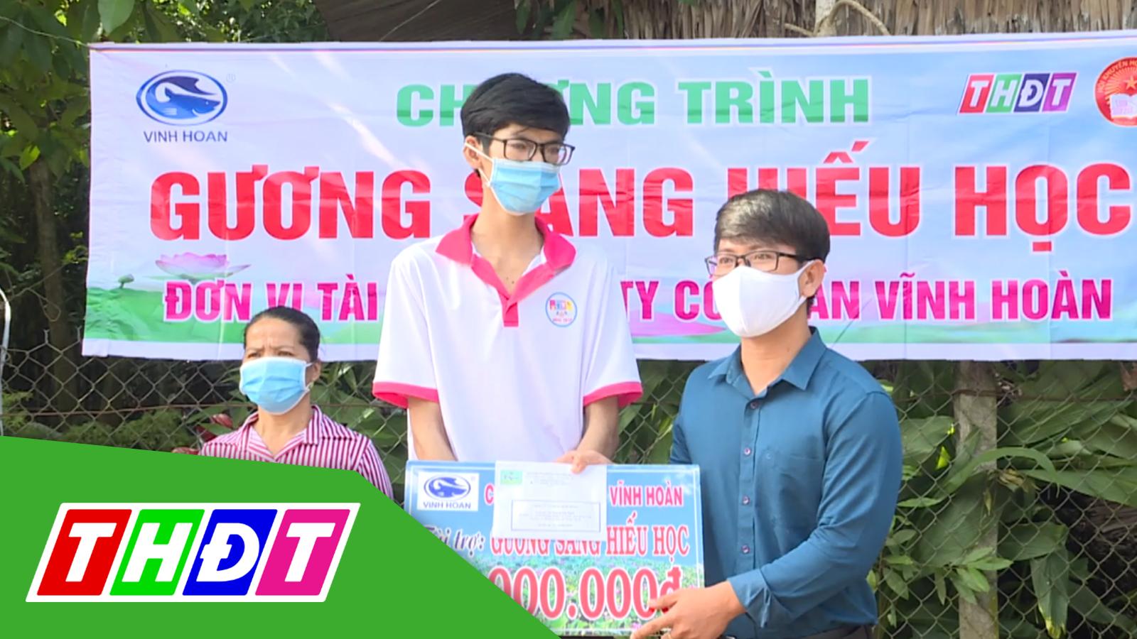 Gương sáng hiếu học - 27/10/2020: Sinh viên Giảng Thị Thùy Trang