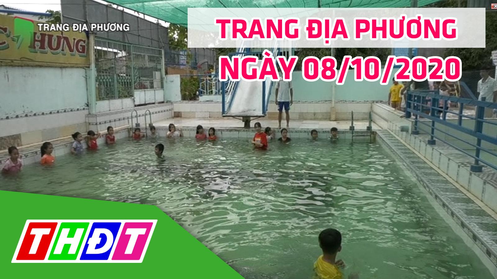 Trang tin địa phương - Thứ năm, 15/10/2020 - Huyện Châu Thành