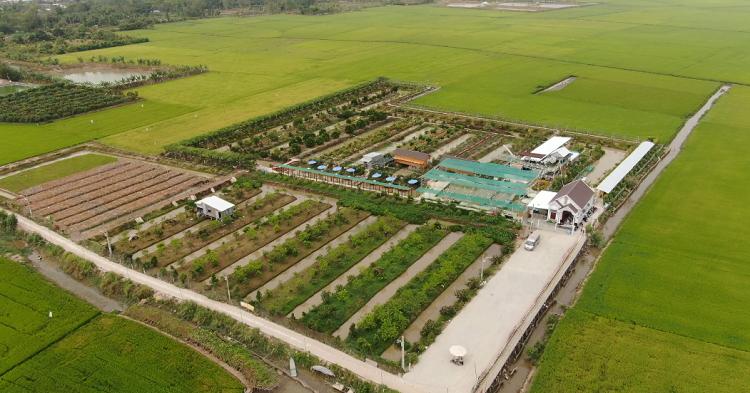 Tạp chí Du lịch xanh - 26/2/2021: KDL Tiên Định, huyện Hồng Ngự