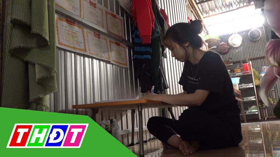 Gương sáng hiếu học - 13/4/2021: Em Phạm Hoàng Sa ( H. Thanh Bình)