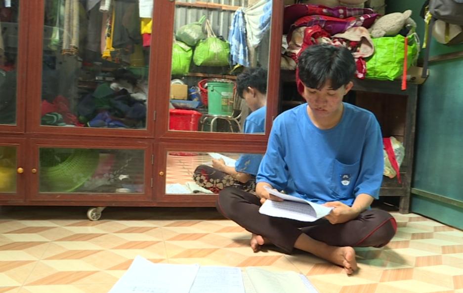 ADC mang đến sự tốt lành - 06/5/2021: Học sinh Nguyễn Văn Giàu (Huyện Hồng Ngự)