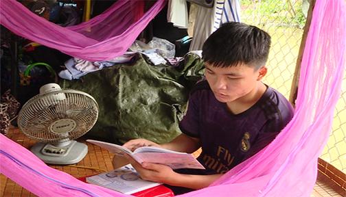 Thắp sáng ước mơ - 11/6/2021: Em Ngô Minh Giang (H.Lai Vung)