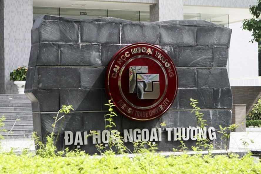 Trường Đại học Ngoại thương mở cổng thử đăng ký xét tuyển