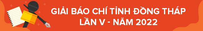 Giải báo chí tỉnh Đồng Tháp