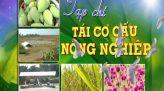 Tái cơ cấu nông nghiệp - 12/05/2019