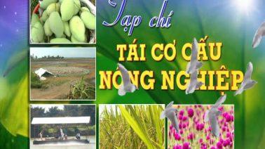 Tạp chí tái cơ cấu nông nghiệp - 02/8/2020