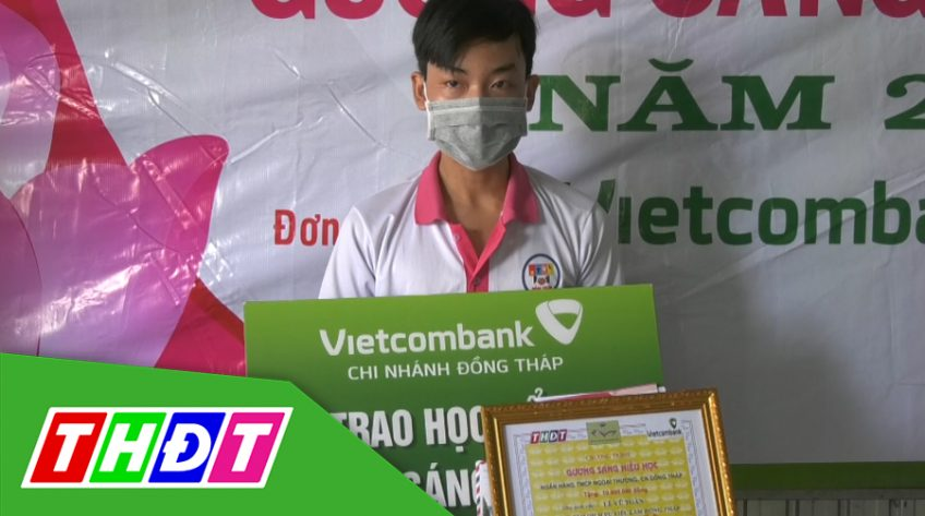 Gương sáng hiếu học - 06/7/2021: Em Lê Vũ Toàn (H. Tam Nông)
