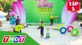 Gameshow Bé sen vui vẻ Tập 11: Đền thờ Thượng tướng Quận công Trần Văn Năng