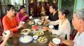Ẩm thực đất sen hồng - 28/02/2021: Diễn viên Thanh Bình trải nghiệm tại KDL sinh thái Hai Nấm
