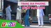 Trang địa phương - Thứ Bảy, 18/9/2021 - H.Tân Hồng
