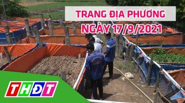 Trang địa phương - Thứ Sáu, 17/9/2021 - H.Thanh Bình