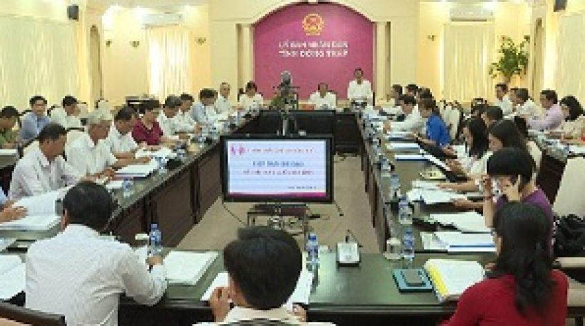 Năm 2019, Đồng Tháp có hơn 13.100 thí sinh dự thi