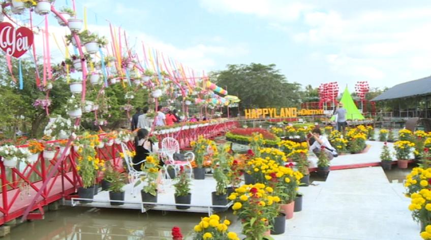 Tuần lễ Văn hóa Du lịch Đồng Tháp 2021 chính thức bắt đầu
