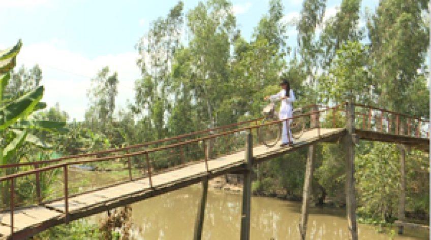 Tiếp sức đến trường - 22/02/2019: Em Hồ Lý Hương Thương ở H.Tháp Mười