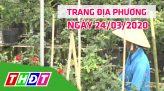 Trang địa phương - Thứ Ba, 31/3/2020 - H.Hồng Ngự