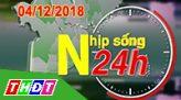 Nhịp sống 24h - Thứ Sáu, 07/12/2018