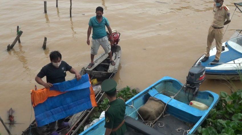 Thêm trường hợp nhập cảnh trái phép từ Campuchia về Việt Nam bị phát hiện