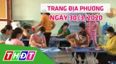 Nhịp cầu nhân ái - 31/3/2020: Giúp đỡ chị Trương Thị Mộng Thu