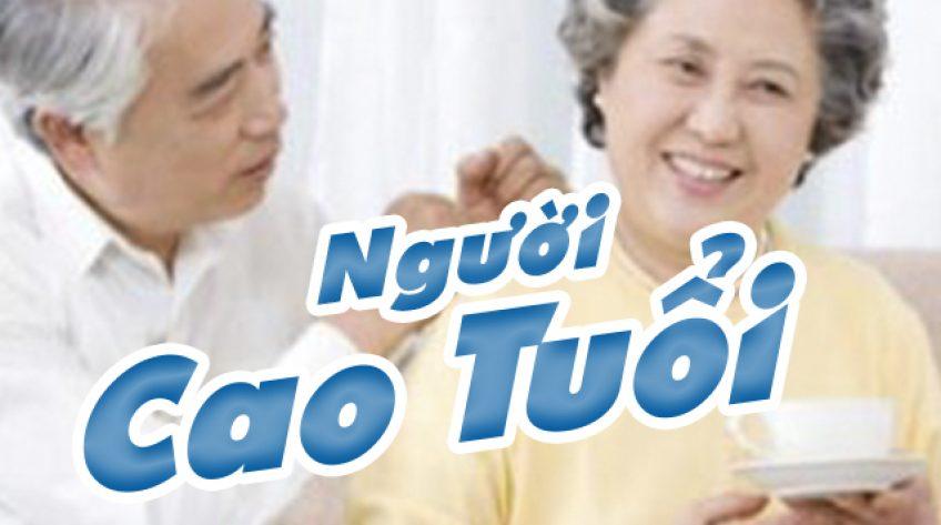 Người cao tuổi - 03/7/2019