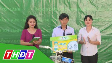 ADC mang đến sự tốt lành - 10/9/2019: Học sinh Chung Hoàng Đức