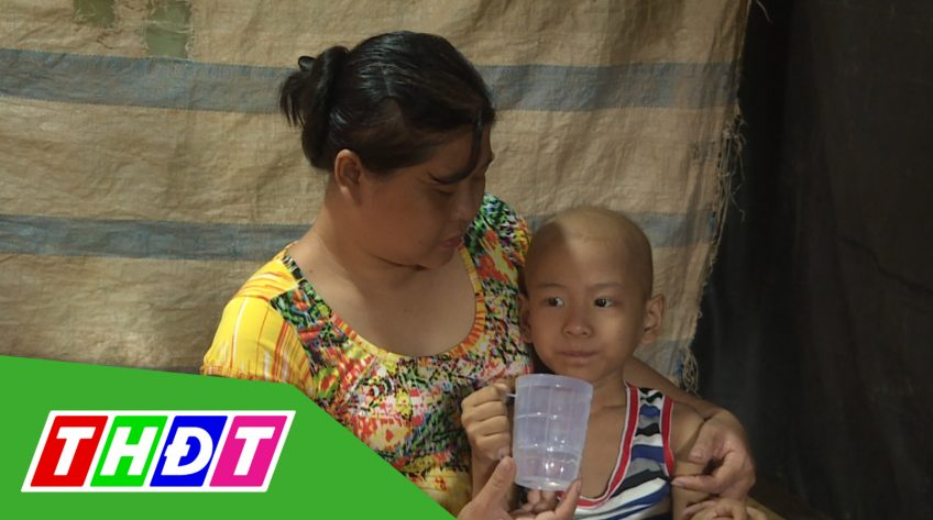Nhịp cầu nhân ái - 03/9/2019: Giúp đỡ bé Ngô Hoàng Thiên Long
