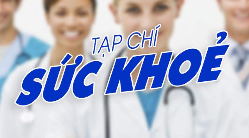 Tạp chí sức khỏe - 07/9/2019