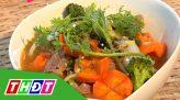 Ẩm thực đất sen hồng - 20/10/2019: Canh chua cá rô ngó sen - Nước bưởi ép mật ong