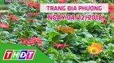 Trang địa phương - Thứ Ba, 11/12/2018 - H.Hồng Ngự