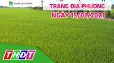Trang tin địa phương - Thứ sáu, 22/01/2021 - Huyện Thanh Bình