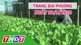 Trang tin địa phương - Thứ sáu, 09/10/2020 - Huyện Lấp Vò
