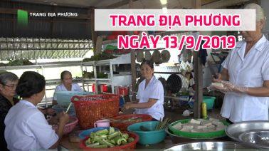 Trang tin địa phương - 13/9/2019 - Huyện Lấp Vò