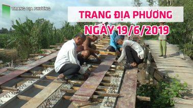 Trang tin địa phương - Thứ Tư, 19/6/2019 - Huyện Lai Vung