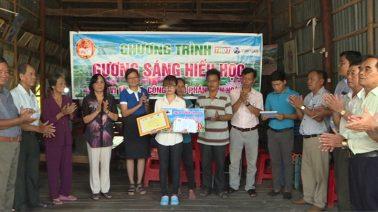 Gương sáng hiếu học - 21/05/2019: Sinh viên Phan Thị Kiều Như