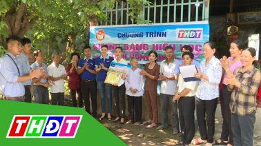 Gương sáng hiếu học - 18/6/2019: Em Nguyễn Thị Cẩm Tiên
