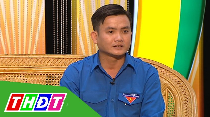Khởi nghiệp - 18/01/2019: Anh Nguyễn Bá Trung - khởi nghiệp với