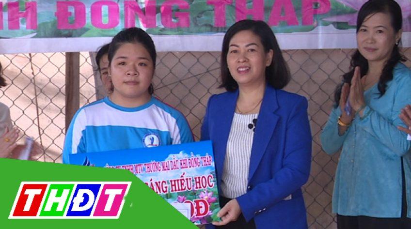Gương sáng hiếu học - 19/03/2019: Em Dương Lê Mỹ Hằng