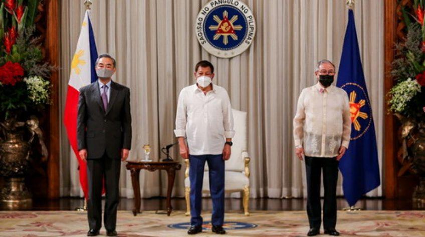 Trung Quốc viện trợ lô vaccine Covid-19 miễn phí cho Philippines